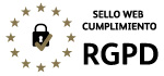 Sello Web Certificado RGPD
