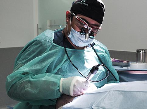 Condiciones garantía trasplante capilar