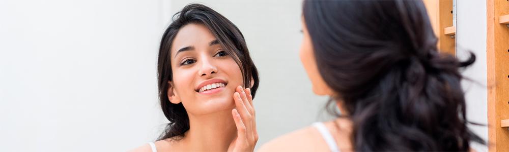 mujer dermoestética