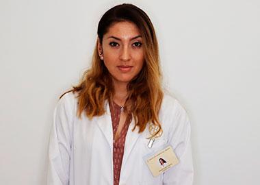 Rosa Escobar - Auxiliar de clinica - Instituto Médico del Prado