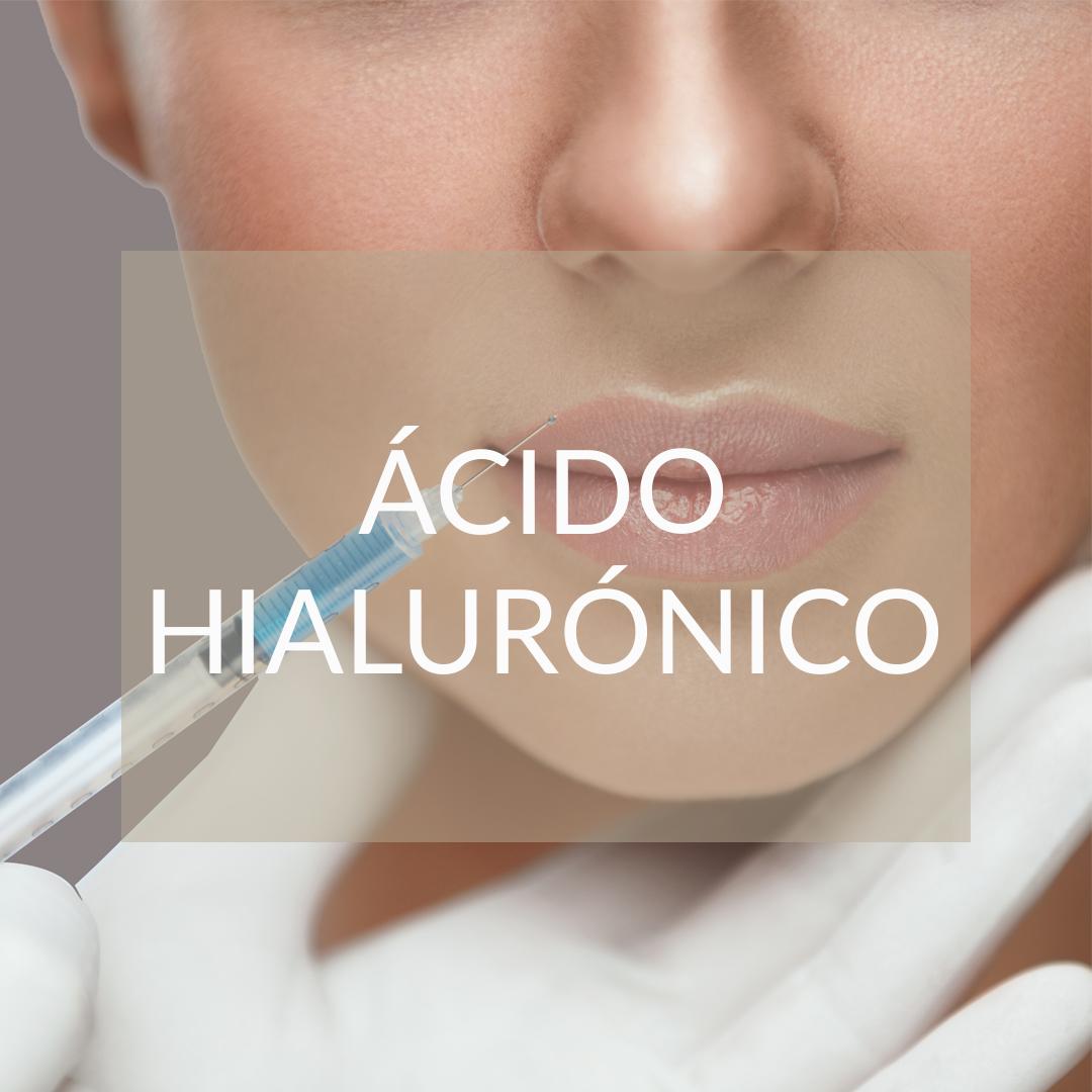 ácido hialurónico madrid