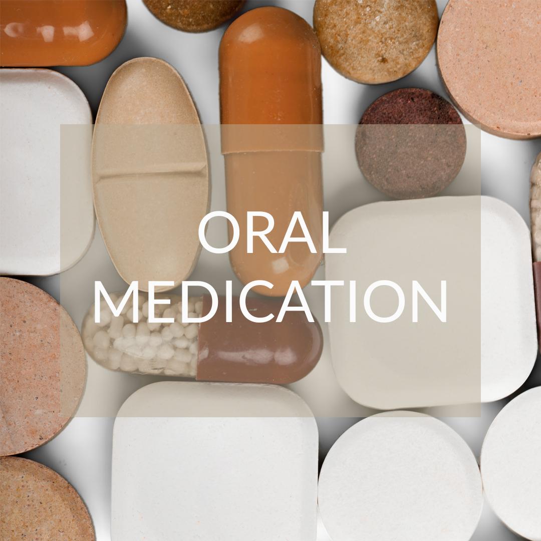 oral medication madrid