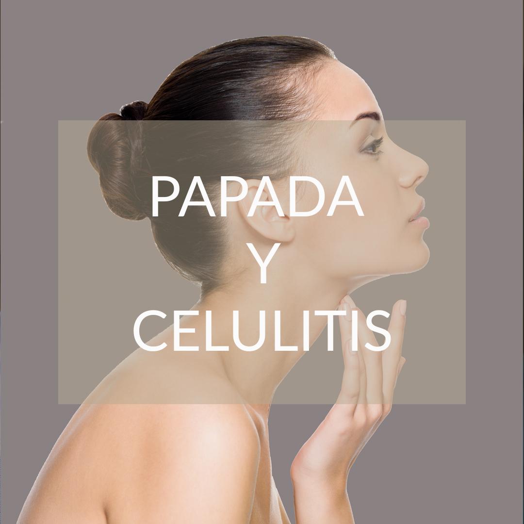 papada y celulitis madrid